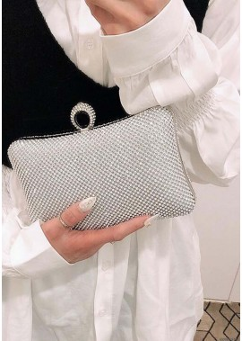 2021 Fashion Wild Slanting Handbags-Gownsme
