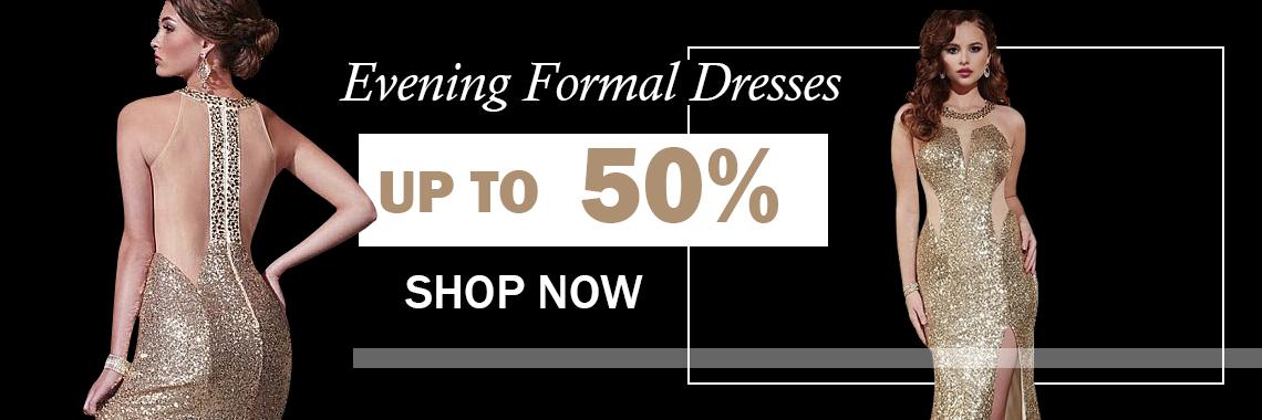 New Evening Dresses online