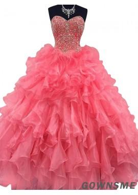 Gownsme Long Prom Dress