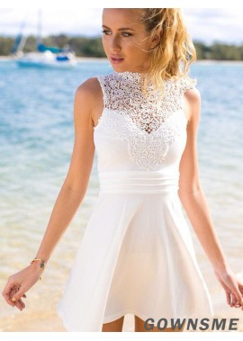 Gownsme Short Wedding / Prom Evening Dress