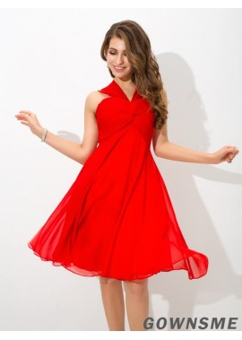 Gownsme Sexy Short Homecoming Prom Evening Dress