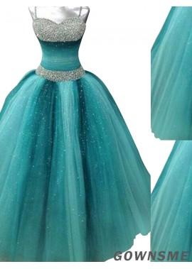 Gownsme Long Prom Evening Dress Ball Gown