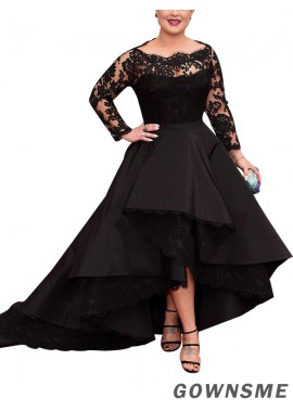 Gownsme Buy Cheap Plus Size Prom Evening Dresses 2021 For Women