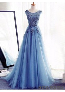 Gownsme Long Prom Evening Dress
