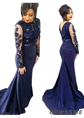 Gownsme Plus Size Prom Evening Dress
