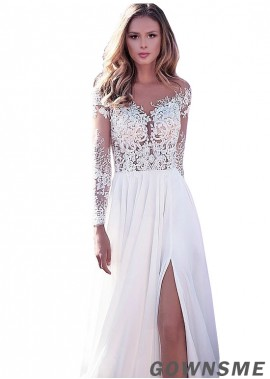 Cheap Beach Lace Wedding Dresses Online Sale-Gownsme