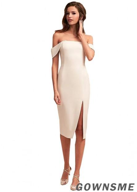 Gownsme Short Wedding Dress