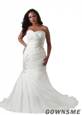 Gownsme Plus Size Ball Gowns