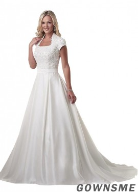 Gownsme Plus Size Wedding Dress With Fast Delivery
