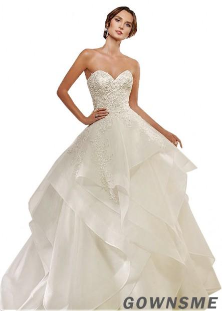 Gownsme Beach Wedding Ball Gowns